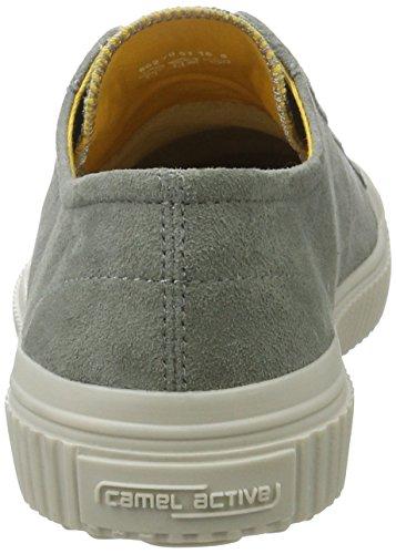 camel active Damen Rail 70 Sneakers Grau (grey 04)