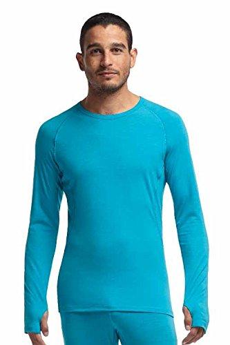 Icebreaker Herren Shirt Unterhemd langarm Sprint Long Sleeve Crewe