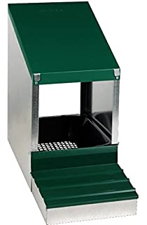 Dragon Poultry Rollaway Nest Box Insert Chicken Coop Poultry Hen House Roll Away Hatching Eggs