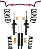 Eibach 35131.680 Suspension Pro-System-Plus Kit for Ford Mustang V8