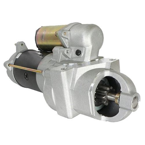 DB SNK0033  Starter For 24 Volt Chevrolet Gmc Diesel Appl...