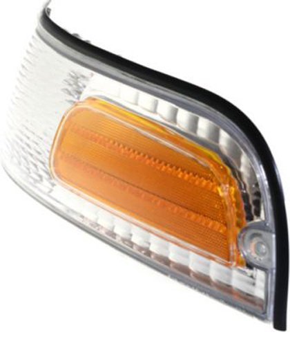 CPP Driver Side CAPA//DOT//SAE Corner Light for 98-11 Ford Crown Victoria FO2520147C