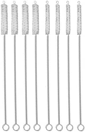 Hiware Drinking Straw Brush Set, 4-piece 7.6
