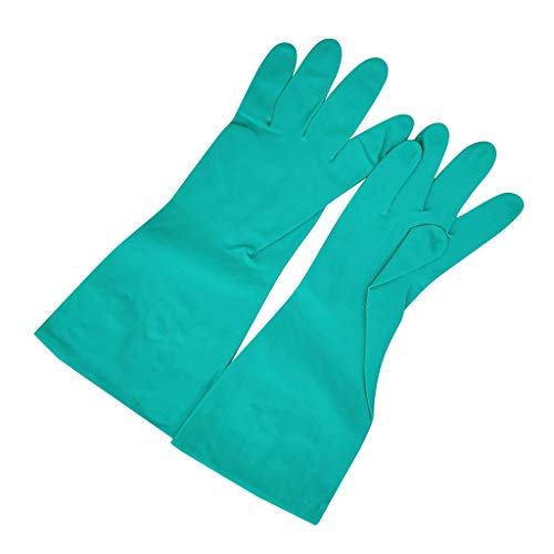 YAYUMI Rubber Gloves Household Kitchen Garden Cleaning Gloves Home Cleaning Gloves from YAYUMI