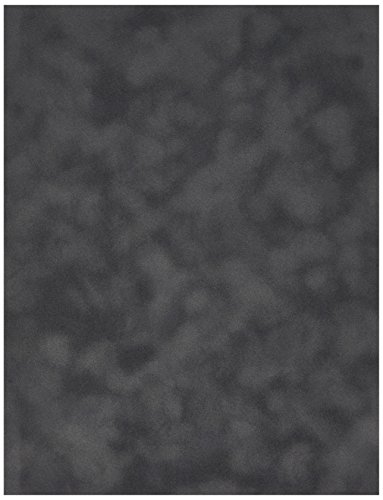 Sew Easy Industries 12-Sheet Velvet Paper, 8.5 by 11-Inch, Charcoal by Sew Easy Industries