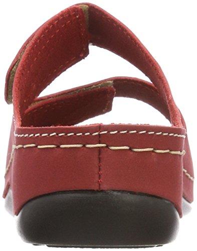Mules Red 27510 38 Noir EU Tamaris Femme Rouge F5TwqOx0