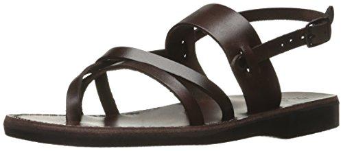 Jerusalem Brown Men's Sandal Flat Sandals Cana 7nSgSwOTqx