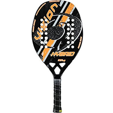 Vision pro Raqueta Tenis Playa Racket Hybrid 19: Amazon.es ...