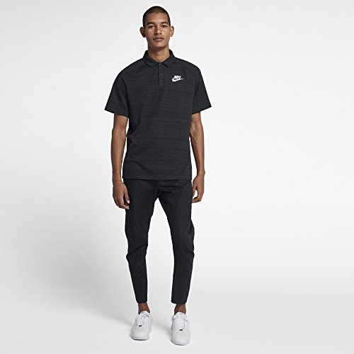 Chiné Top15 Homme Taille Noir Pour De Nsw Training Ss Nike T shirt M Blanc Advance TqBXOp