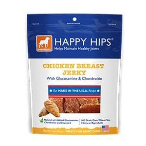 Happy Hips Dogswell Dog Treat, 3-Ounce