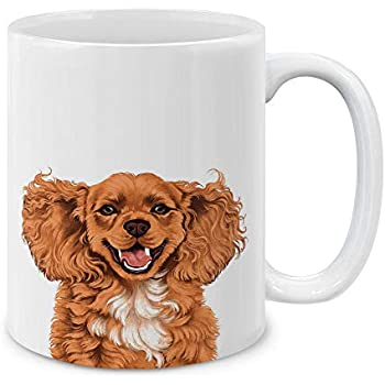 3dRose 129079/_4Cute And Cuddly Canine Miniature Pinscher Mug 11 oz Black