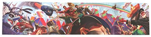 The Beatles Yellow Submarine by Alex Ross Lithograph Brouchure (Alex Art Ross)