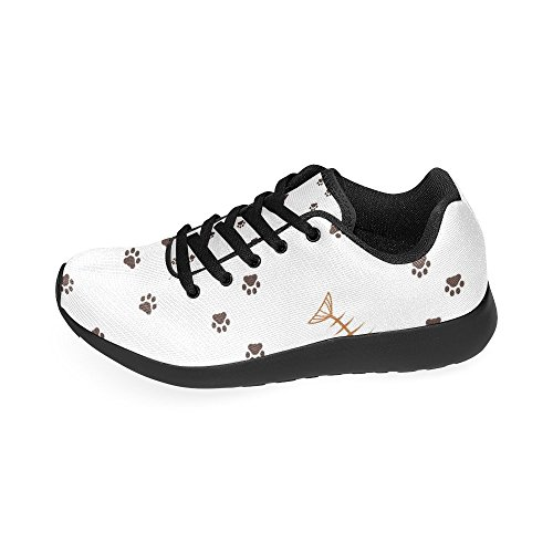 On Athletic 6 Women's Sneakers 15 US Lightweight Cats Casual Size Shoes PAW Print Running InterestPrint qtzRv