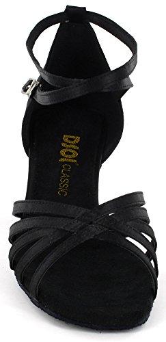 Latine Danse Dc261305 Dc261303 Dsol De Chaussures Noir Femmes Pour q1CpWB