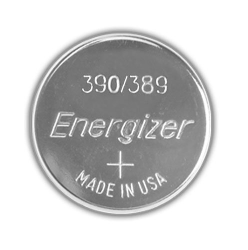 500X Energizer 390/389 Battery SilverOxide Watch Button Low-Drain 1.55V SR1130SW