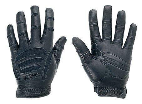 Bionic DVML Men's Driving Gloves, Black, Large