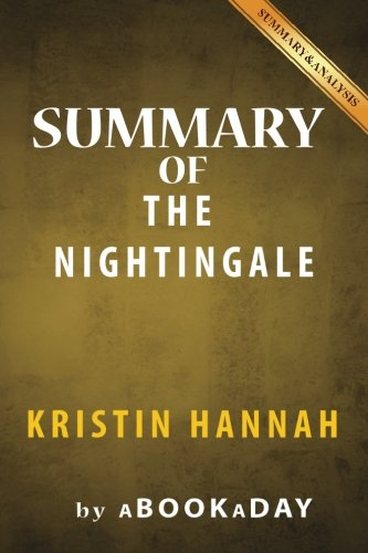 analysis of the nightingale and the The nightingale opens with an intriguing statement that lays out one of the major themes of the book: if i have learned anything in this long life of mine.