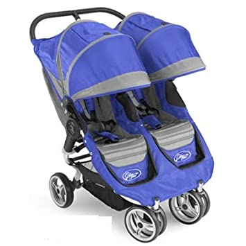Amazon.com: Baby Jogger City Mini carriola de bebé doble ...