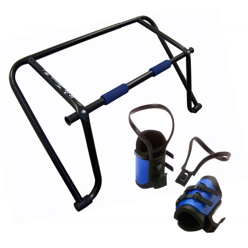 Teeter Hang Ups EZ Up Inversion and Chin Up System with Rack,...