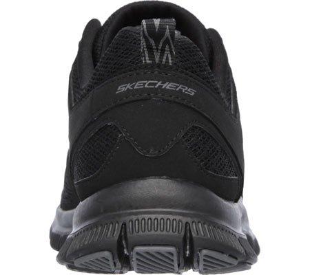 Skechers Flex Beroep Epicentrum Damen Sneakers Zwart