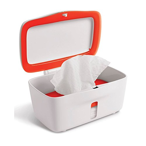 Perfect Pull Wipes Dispenser - Orange