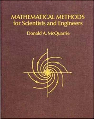 Mathematical methods for scientists and engineers donald a mathematical methods for scientists and engineers donald a mcquarrie 9781891389245 amazon books fandeluxe Gallery