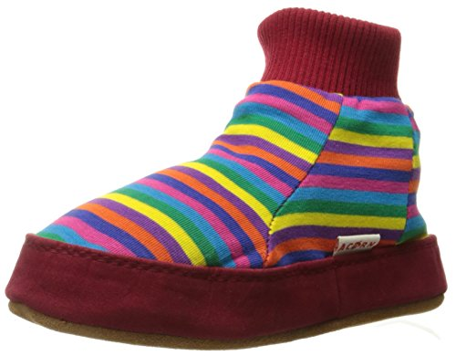 Acorn Kadabra II Slipper, Multi Stripe, 12/13 M US Little Kid