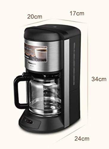 American Household Machine à café goutte à goutte vapeur café Pot Maison Petit électroménager KNDTA