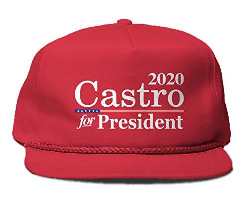 Castro for President 2020 Golf Hat -