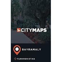 City Maps Bayramaly Turkmenistan
