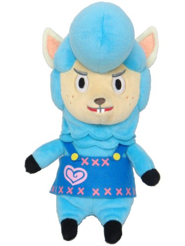 Amazoncom Sanei Animal Crossing New Leaf Doll Cyruskaizo 8 Plush