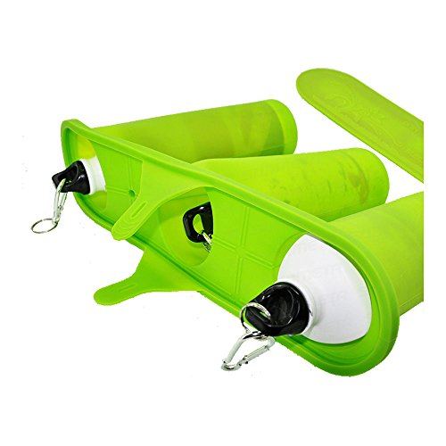 H-E 750ML Sport Bottle 3D Sublimation Silicone Mug Clamp, Silicone Mug Mold Mug Wrap for 750ML Sport Bottle by H-E