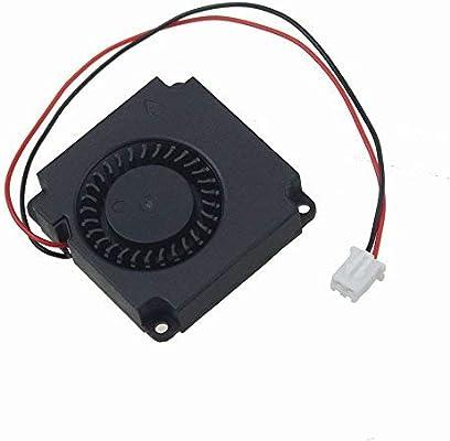 Ventilador turbina 40 mm x 40 mm x 10 mm 24 V para Creality CR10 ...
