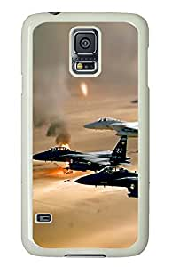 Samsung Note S5 CaseDogfight In Tilt Shift PC Custom Samsung Note S5 Case Cover White