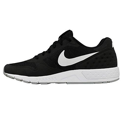 Nike Nigh tgazer LW se zapatillas para hombre, negro Blanco-Negro