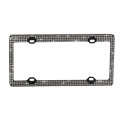 How to buy the best feminine license plate frame?