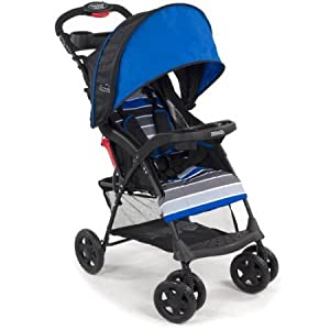Cloud Sport Lightweight Stroller, Blue
