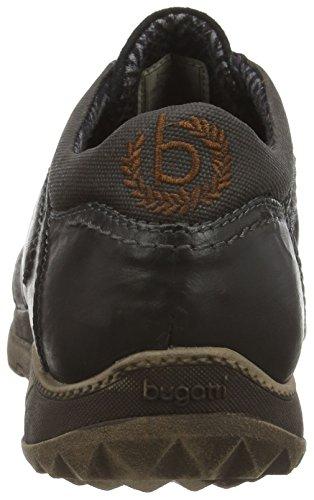 Bugatti F98041G Herren Sneakers Schwarz (schwarz 100)