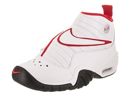 Scarpa Da Basket Nike Mens Air Shake Ndestrukt Bianca