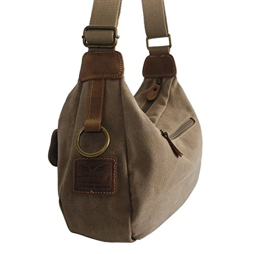ZMOKA® Bag Brown präsentiert natural Jennifer von Women's Shoulder Jones tBYgqHw