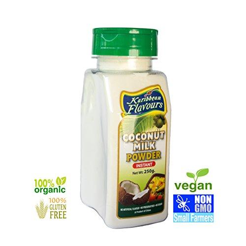 Premium Caribbean Coconut Milk Powder - dairy free - Organic - Non GMO