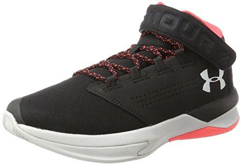 Under Armour Men's Ua Get B Zee Basketball Shoes, M US Schwarz _1 (Black)