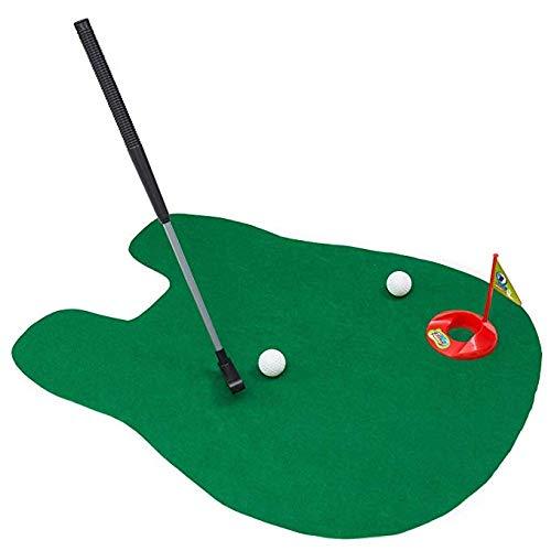 flytiger - Juego de Mini Palos de Golf para Inodoro, Juego ...