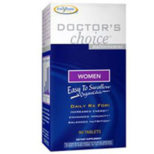 Enzymatic Therapy - Doctor's Choice for Women, 90 - Tablet Vitamins Enzymatic