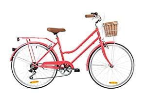 REID Girl's Vintage Classic Petite Bike - Watermelon