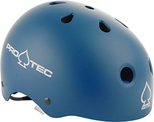 (Pro-Tec PROTEC Classic Matte Blue-L Helmet)