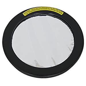 Astromania solar filter, 80mm - let you also do astronomy during the day