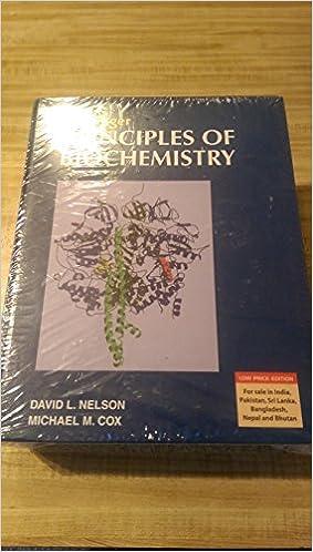 Lehninger Principles Of Biochemistry Low Price Edition Edition