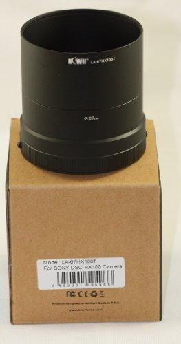 UPC 814733013448, Sony DSC-HX100 HX100 & HX200 Lens / Filter Adapter Tube 67mm