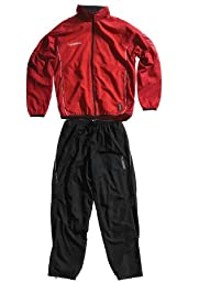 hummel europe Warm-up Suit RED